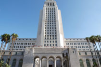 Los Angeles City Hall Weddings