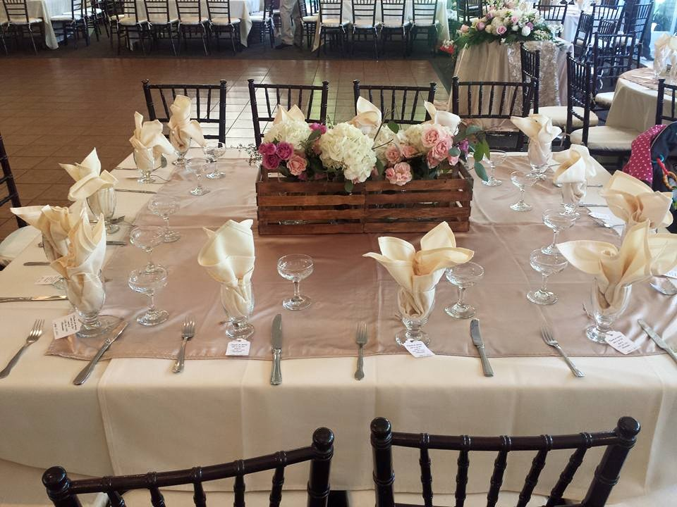 Chester Washington Golf Course Affordable Wedding Venues