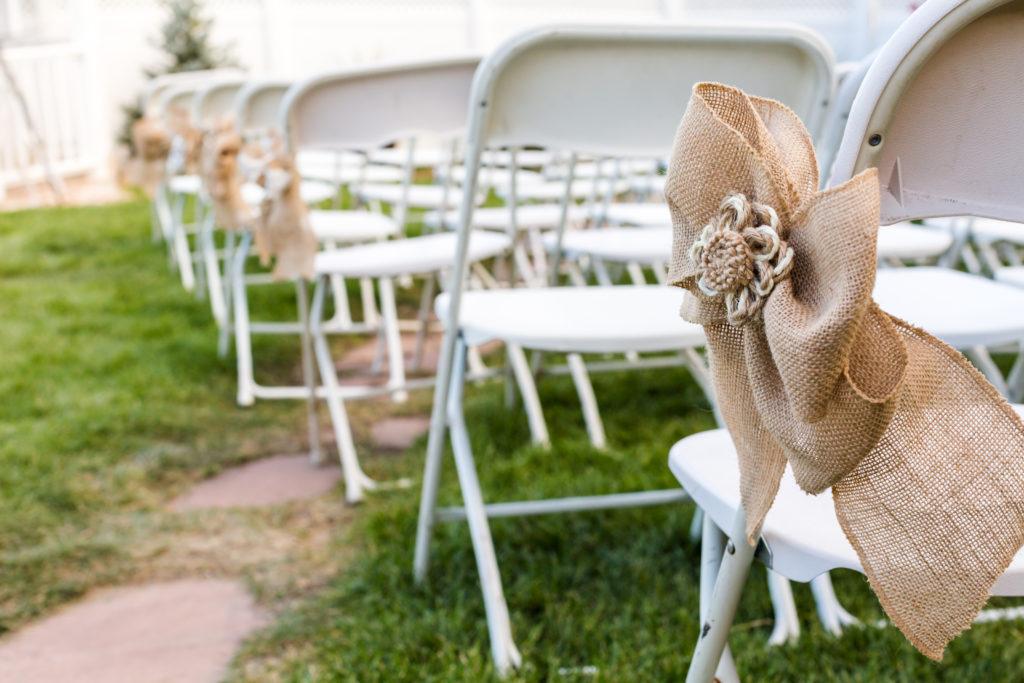 Affordable Wedding Locations Backyard